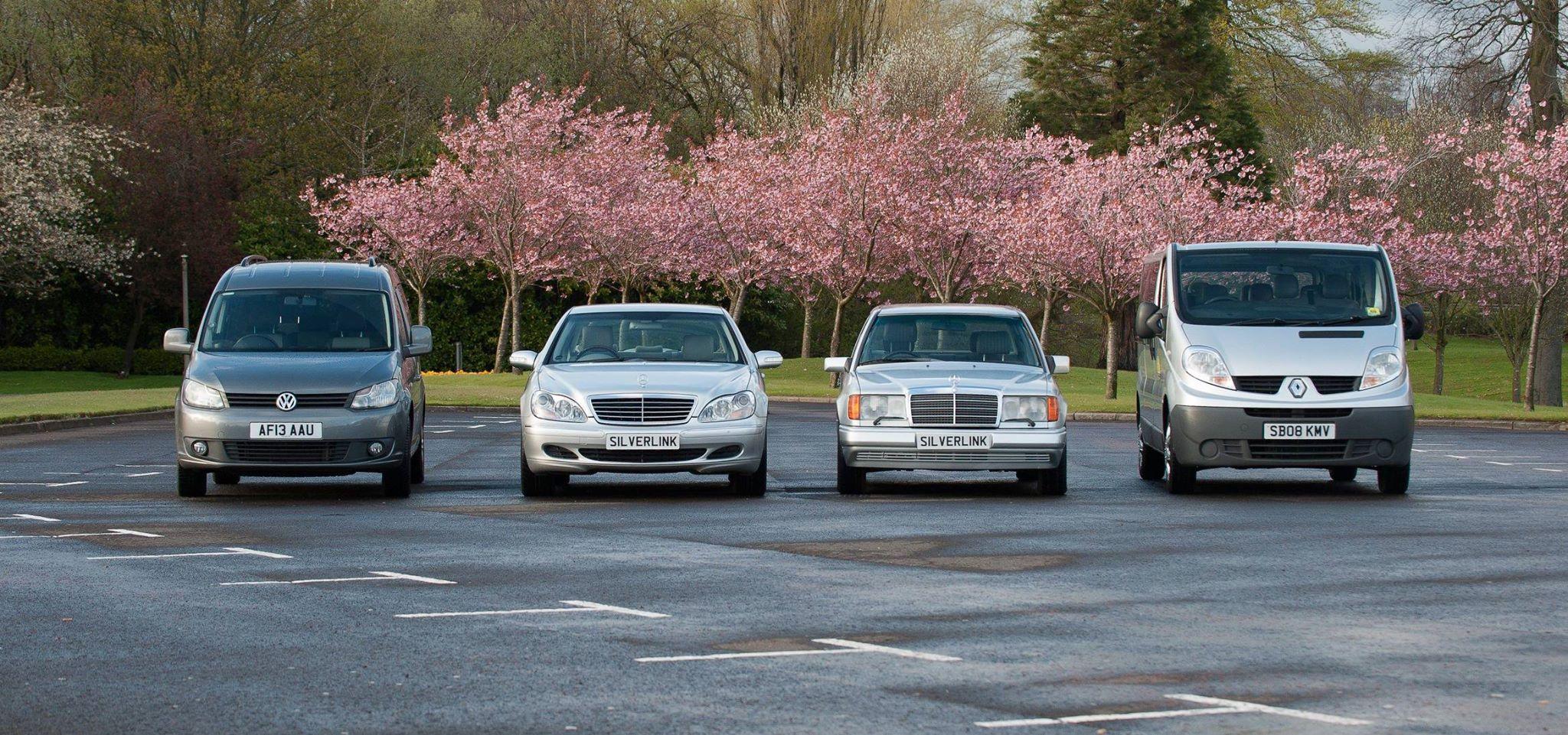 The Chauffeur Services Scotland Fleet